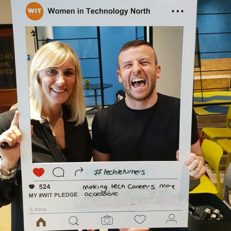 Women In Tech North Pledge